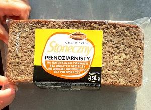 Chleb słonecznikowy insulinooporność