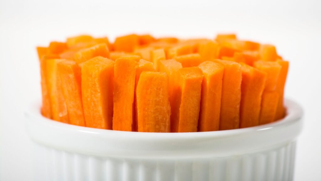 Dieta odchudzająca w święta - warzywa do tradycyjnych posiłków to jedna z opcji, aby obniżyć ładunek glikemiczny i... zjeść mniej.