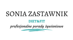 Logo Sonia Zastawnik Diet&Fit